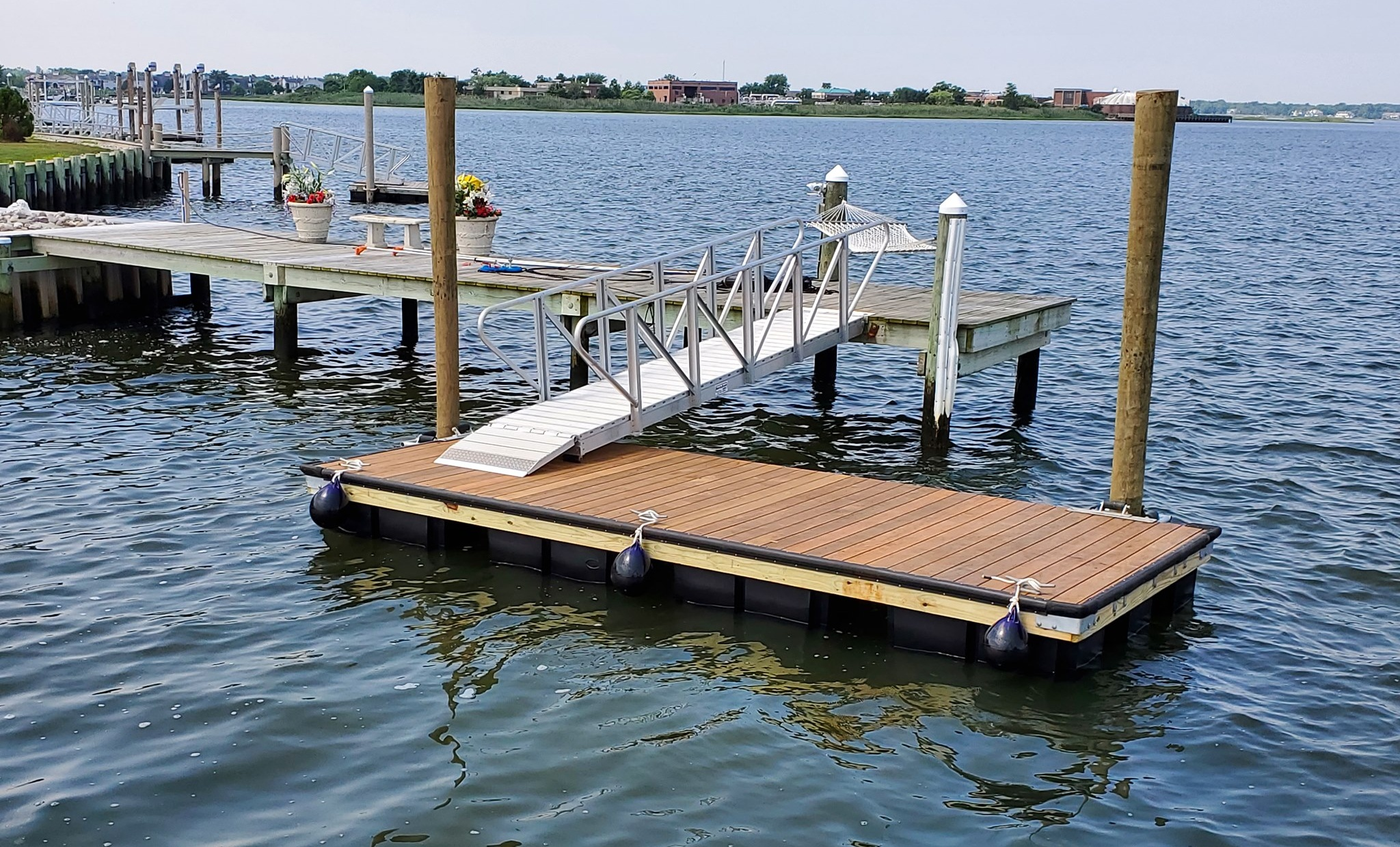 Twin River Marine Construction - Pile Driving Contractors in Monmouth County, NJ.
